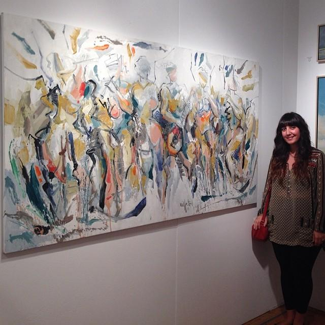 Lea Art Basel Spectrum 2013